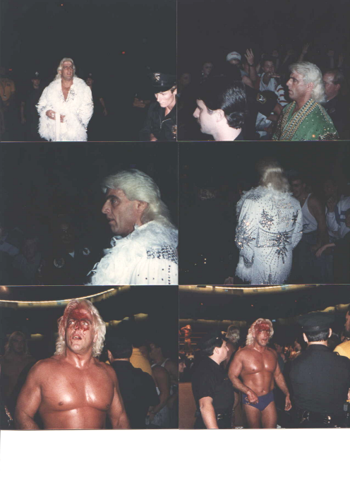 Ric Flair in 1988