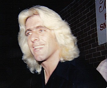 Ric Flair Smiling