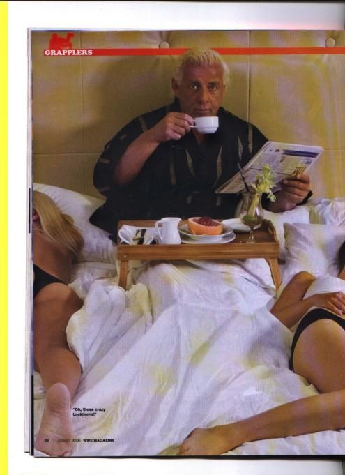 Good Morning Mr.Flair