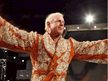The Nature Boy in His Gold Robe