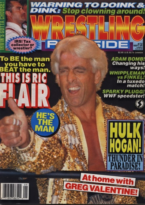 Ric Flair Is Still The Man!
