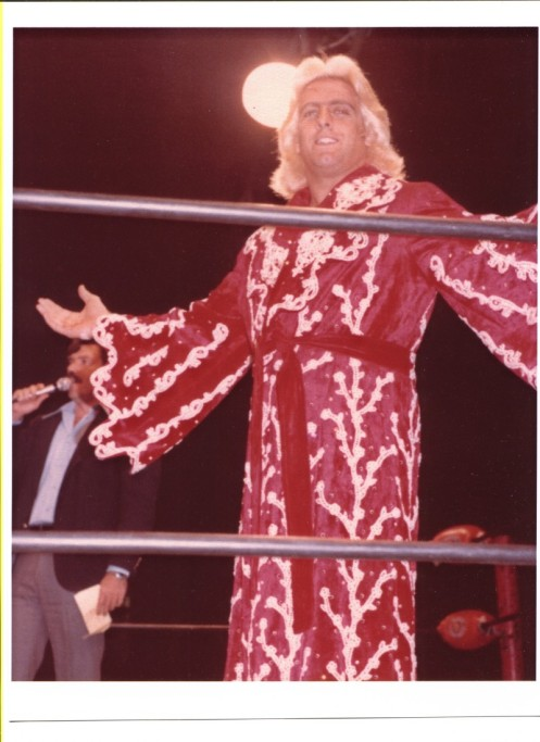 Ric Flair From The Late 70's