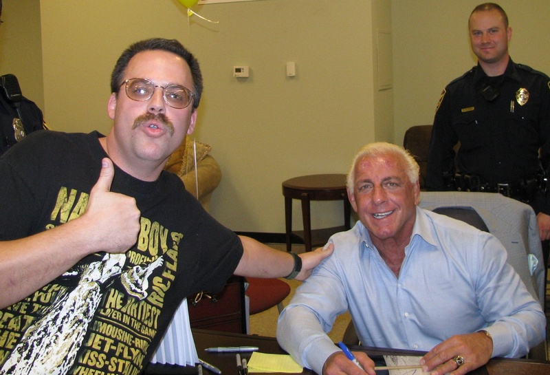 Schewels Furniture Welcomes Ric Flair