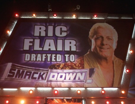 The Nature Boy is Going To Smackdown