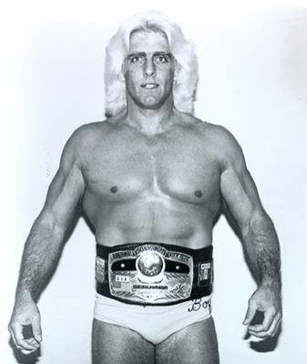 Ric Flair in Great Shape