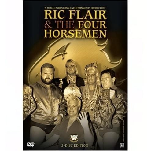 Four Horsemen DVD Cover