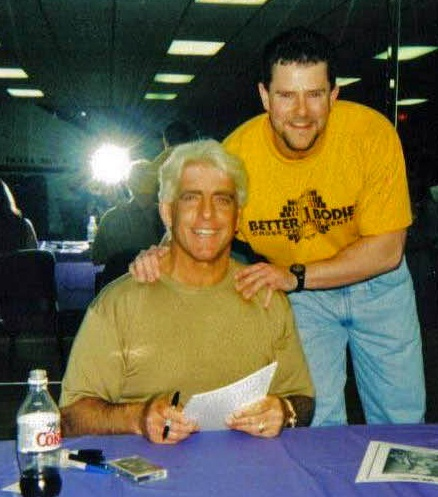 Mark and Ric Flair