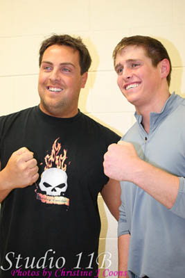 David and Reid Flair