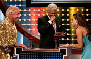 Ric Flair Playing Family Feud