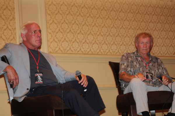 It don't get any better then Ric Flair and Harley Race