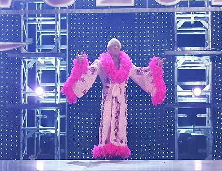 Ric Flair Styling and Profiling as Only He Can Do. Woooo!!