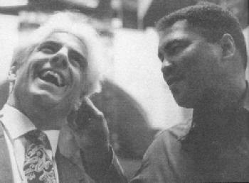 Ric Flair and Muhammad Ali From 1994