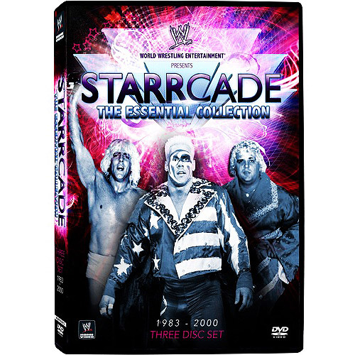 Starrcade DVD Set Available Now