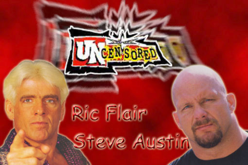 Ric Flair and Steve Austin
